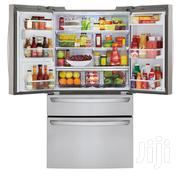 LG Refrigertor Doble Door Big for Family Use   Kitchen Appliances for sale in Greater Accra, Dansoman