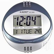 Wall/Desk Digital Clock LCD Round | Home Accessories for sale in Greater Accra, Accra Metropolitan