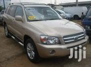 Toyota Highlander 2016 Silver   Cars for sale in Greater Accra, Tema Metropolitan