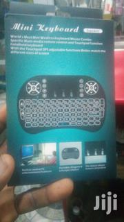 Mini Wireless 360 Keyboard Function As Gaming Pad And Remote Control | Computer Accessories  for sale in Brong Ahafo, Sunyani Municipal
