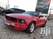 Ford Mustang 2007 Coupe Red | Cars for sale in Greater Accra, South Shiashie