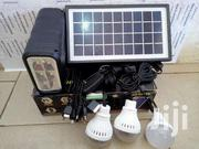 Rechargeable Lamp Chargeable Solar Bulb Battery Torch + Free Delivery | Solar Energy for sale in Greater Accra, Achimota