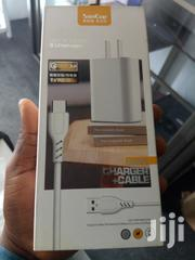 Type C Cable and Fast Charger Head | Accessories for Mobile Phones & Tablets for sale in Greater Accra, Kokomlemle