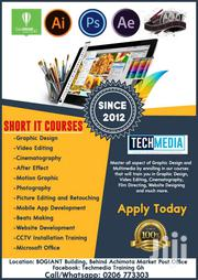 SHORT IT COURSES (CREATIVE MULTIMEDIA TRAINING) | Classes & Courses for sale in Greater Accra, Achimota