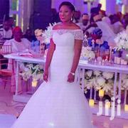 Wedding Gown With Bridal Shoes | Wedding Wear for sale in Greater Accra, East Legon