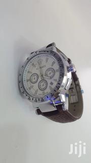 Versace Leather Strap   Watches for sale in Greater Accra, Accra Metropolitan