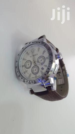 Versace Leather Strap