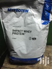 My Protein Impact Whey Protein Vanilla | Vitamins & Supplements for sale in Greater Accra, North Kaneshie