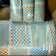Light Blue, Gold N White Kente | Clothing for sale in Greater Accra, Airport Residential Area