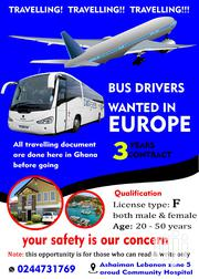Bus Drivers Wanted | Driver Jobs for sale in Greater Accra, Ashaiman Municipal