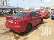 Toyota Corolla 2007 Red | Cars for sale in Greater Accra, Ga West Municipal
