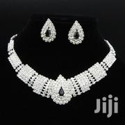 UK Brand New Sliver Necklace and Earring | Jewelry for sale in Greater Accra, Ga East Municipal