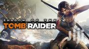 Shadow Of The Tomb Raider Game PC   Video Games for sale in Greater Accra, Dansoman