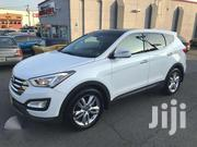 Hyundai Santa Fe 2014 White   Cars for sale in Greater Accra, East Legon