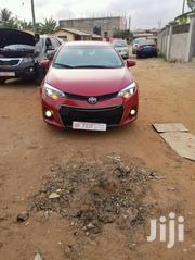 Toyota Corolla 2016 Red | Cars for sale in Brong Ahafo, Atebubu-Amantin