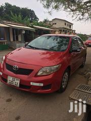 Toyota Corolla 2007 Red | Cars for sale in Greater Accra, Tema Metropolitan