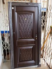 Entrance Steel Turkey Security Door +Full Accessories | Doors for sale in Greater Accra, Achimota