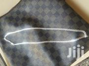Silver Chain Machine Made 925 | Jewelry for sale in Greater Accra, East Legon (Okponglo)