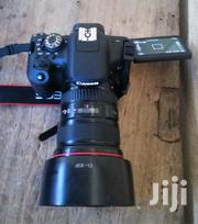 Canon 750D With 14-40mm Ef Lens   Cameras, Video Cameras & Accessories for sale in Greater Accra, Kwashieman