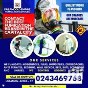 Dreamgold Empire Fumigation Services | Automotive Services for sale in Greater Accra, Accra Metropolitan
