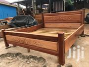 Ben K Queen Size Bed | Furniture for sale in Ashanti, Kumasi Metropolitan