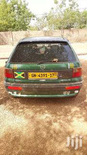 Opel Astra 2001 Green | Cars for sale in Eastern Region, Kwahu North