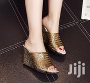 Women/Girls Wedge Half Shoe | Shoes for sale in Greater Accra, East Legon