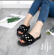 Women/Girls Casual Pearl Slippers | Shoes for sale in Greater Accra, East Legon