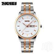 Classic Skmei 9119 Brand Dressed Chain Men Watch | Jewelry for sale in Greater Accra, Abelemkpe