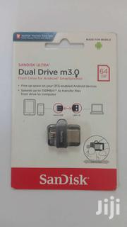 64gig Dual Drive Sandisk Ultra Otg Pendrive | Mobile Phones for sale in Greater Accra, Accra Metropolitan