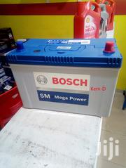 17 Plates Bosch Batteries Mega Bosch+ Free Delivery | Vehicle Parts & Accessories for sale in Greater Accra, North Kaneshie