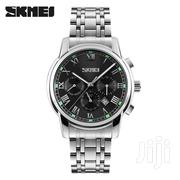 Fashion SKMEI 9121 Best Quality Stainless Steel Chain Watch | Jewelry for sale in Greater Accra, Abelemkpe