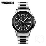 SKMEI 9126 Luxury Business Casual Quartz Watch | Watches for sale in Greater Accra, Abelemkpe