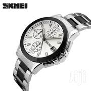 SKMEI 9126 Men Business 30m Waterproof Stopwatch | Watches for sale in Greater Accra, Abelemkpe