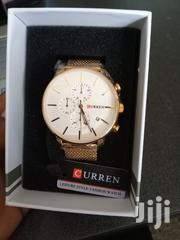 Gold Curren Chrono Watch | Watches for sale in Greater Accra, Okponglo