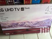 LG 43 inches Smart Satellite 4K TV | TV & DVD Equipment for sale in Greater Accra, Asylum Down