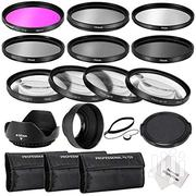 Neewer 58mm Complete Lens Filter Accessory KIT UV Cpl Fld Filter Set | Cameras, Video Cameras & Accessories for sale in Greater Accra, Achimota