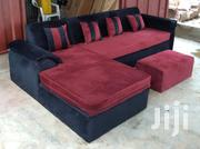 Spacious L Shaped Couch | Furniture for sale in Greater Accra, Kanda Estate