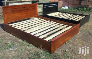 Durable and Solid Timber Double Bed
