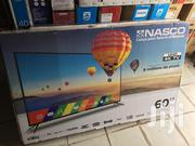 Brand 2019 New Nasco 60 Uhd 4K Smart S2 Android LED TV | TV & DVD Equipment for sale in Greater Accra, Accra new Town