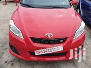 Toyota Matrix 2010 Red | Cars for sale in Greater Accra, East Legon