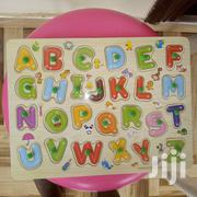 Kids Learning Board With Removable Alphabets. | Toys for sale in Greater Accra, Kwashieman