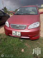 Toyota Corolla 2006 S Red | Cars for sale in Greater Accra, Airport Residential Area
