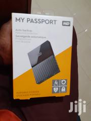 WD 4TB My Passport Portable External Hard Drive, Black - WDBYFT0040BBK | Computer Hardware for sale in Greater Accra, Akweteyman