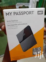 WD My Passport External Hard Drive 1TB Black | Computer Hardware for sale in Greater Accra, Akweteyman