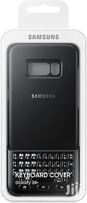 Samsung Galaxy S8+ Keyboard Cover , Black EJ-CG955BBEGWW | Accessories for Mobile Phones & Tablets for sale in Greater Accra, Nii Boi Town
