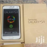 Samsung GALAXY S5 16gig New In Box Original | Mobile Phones for sale in Greater Accra, Adenta Municipal
