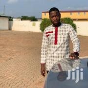 Woodin/Ankara Shirt | Clothing for sale in Greater Accra, Ashaiman Municipal