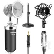 Neewer Nw 1500 Desktop Condenser Record Microphone KIT Black | Audio & Music Equipment for sale in Greater Accra, Achimota