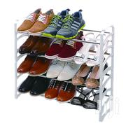 4 Tier Stainless Steel Shoes Rack | Furniture for sale in Greater Accra, Accra Metropolitan